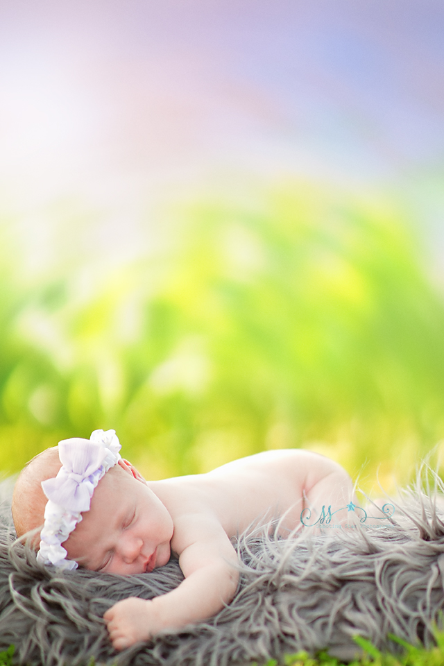 first newborn